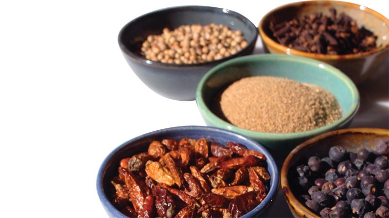 Herbs, Spice & Seasonings